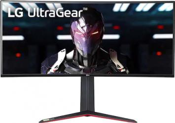 Monitor Curbat Gaming LED 34 LG IPS LG 34GN850 WQHD 1ms 144Hz FreeSync G-Sync