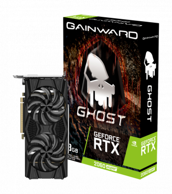 Placa video Gainward Ghost GeForce RTX 2060 SUPER 8GB GDDR6 256-bits