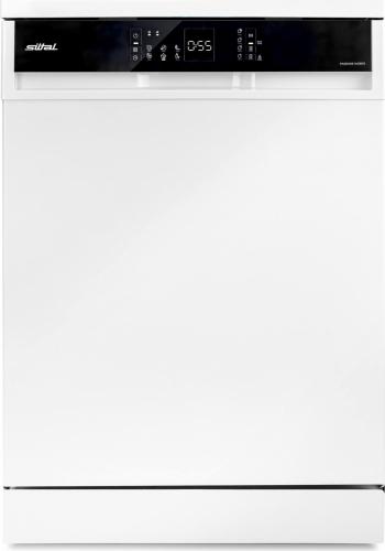 Masina de spalat vase Siltal Passione WG9613 13 seturi 6 programe Clasa E Alb
