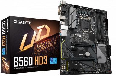 Placa de baza Gigabyte B560 HD3 Socket 1200