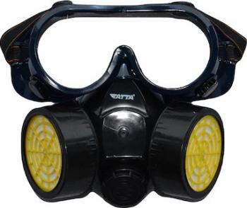 Masca pentru protectie pulverizare atomizor chimicale Tatta TT-MP vapori sau praf Scule de gradina