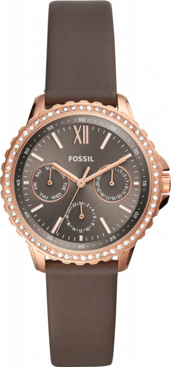 Ceas de dama Fossil Izzy ES4889 Rose-Gold