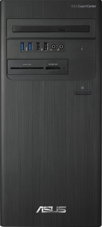 Desktop ASUS Expertcenter D700TA Tower Intel Core (10th Gen) i7-10700 1TB+512GB SSD 16GB DVD-RW Mouse+Tastatura Negru