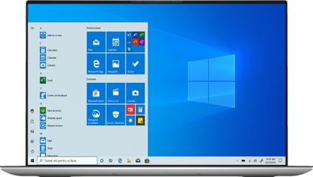Ultrabook Dell XPS 17 9700 Intel Core (10th Gen) i9-10885H 2TB SSD 64GB RTX 2060 6GB UltraHD+ Touch Win10 Pro FPR T.Il. Silver Premium