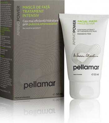 Masca de fata tratament PELLAMAR - purificare si calmare 50ml