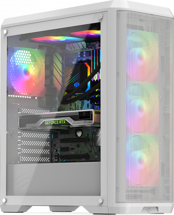 PC Gaming Diaxxa EVO AMD Ryzen 7 3800X 3.9GHz 2TB HDD+SSD 256GB NVMe 32GB DDR4 GeForce RTX 3090 24GB GDDR6X 384-bit