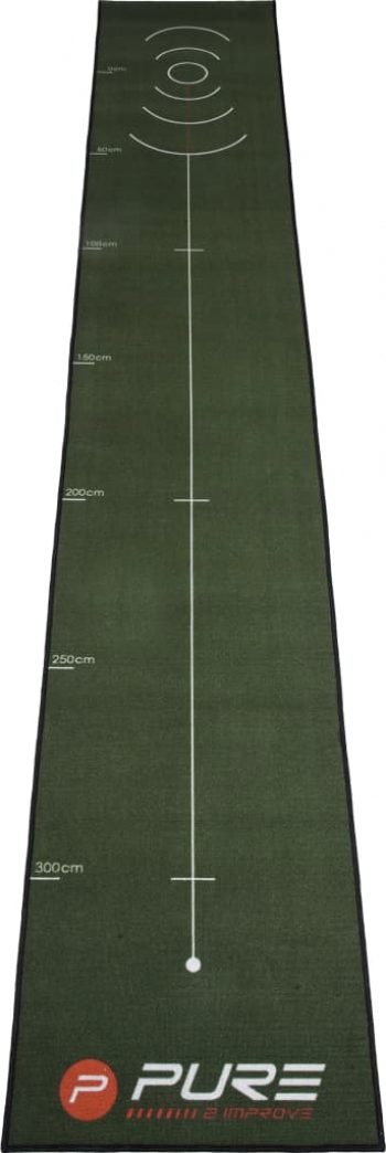 Pure2Improve Covoras de golf 400 x 66 cm Golf