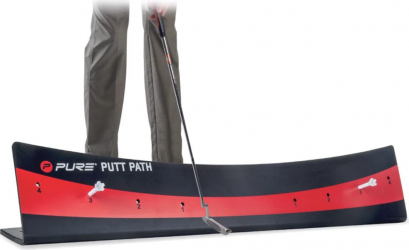 Pure2Improve Traseu de antrenament crosa golf 60x12x15 cm P2I641780 Golf
