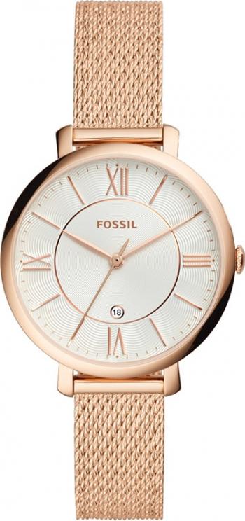 Ceas de dama Fossil Jacqueline ES4352 Auriu