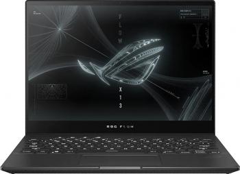 Laptop Gaming 2in1 ASUS ROG Flow X13 GV301QE AMD Ryzen 9 5900HS 1TB SSD 16GB RTX 3050Ti 4GB FullHD+ Touch 120Hz FPR T.Ilum. Off Black