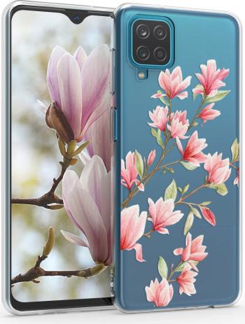 Husa pentru Samsung Galaxy A12 Silicon Multicolor 54049.02