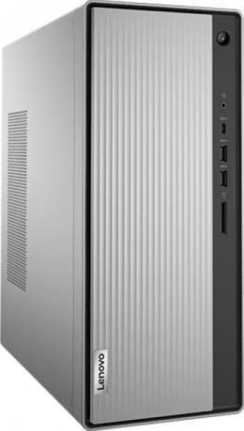 Desktop Lenovo IdeaCentre 5 14ARE05 AMD Ryzen 3 4300G 256GB SSD 8GB AMD Radeon Graphics DVD-RW M+T Mineral Grey