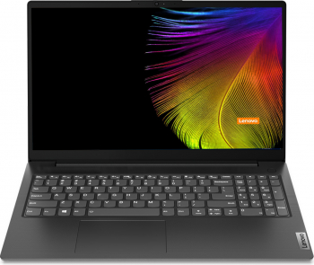 Laptop Lenovo V15 G2 ITL Intel Core (11th Gen) i5-1135G7 512GB SSD 8GB Intel Iris XE FullHD Negru Laptop laptopuri
