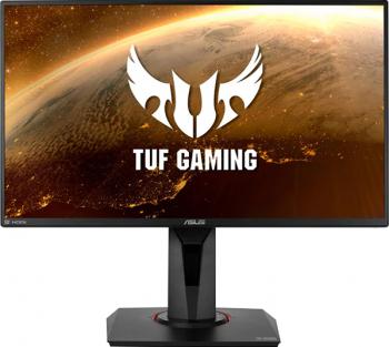 Monitor Gaming LED 24.5 Asus TUF VG258QM FHD 5ms 280Hz Boxe