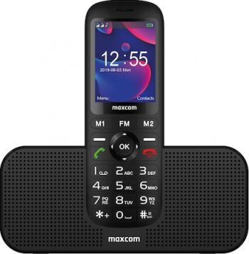 Telefon mobil Maxcom MM740 Dual SIM 2G Negru