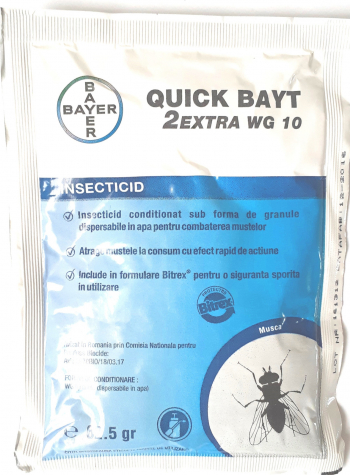 Insecticid muste quick bayt 20gr