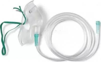 Masca oxigen adulti pentru concentratoarele de oxigen Dynmed