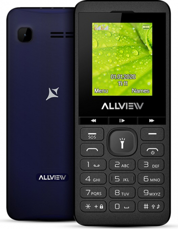Telefon mobil Allview L801 Dual SIM Dark