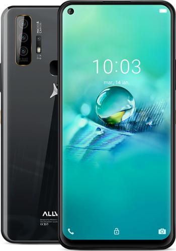 Telefon mobil Allview Soul X7 Pro Dual SIM 64GB 4G Negru