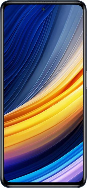 Telefon mobil Dual SIM Xiaomi Poco X3 Pro 128 GB + 6 GB RAM NFC LTE Phantom Black Telefoane Mobile