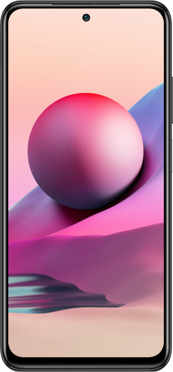 Telefon mobil Dual SIM Xiaomi Redmi Note 10S 64 GB + 6 GB RAM Pebble White Telefoane Mobile