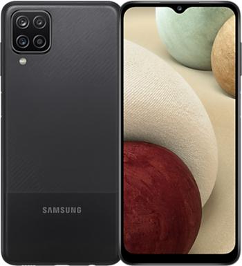 Telefon mobil Samsung Galaxy A12 Dual SIM 64GB 4G Blue