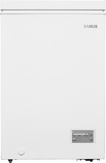 Lada frigorifica Samus LS113 98 L Clasa F Orificiu drenaj Alb