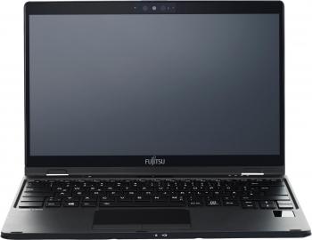 Laptop 2in1 Fujitsu Lifebook U9310X Intel Core (10th Gen) i7-10610U 512GB SSD 16GB FullHD Touch Win10 Pro T.Ilum. Negru
