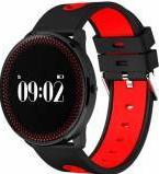 Bratara Smart Bluetooth monitorizare cardiaca calorii pedometru notificari rosu SoVogue