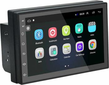 Radio MP5 Player auto cu Android Wifi GPS