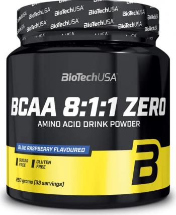 BioTech BCAA 8 1 1 ZERO - 250 g