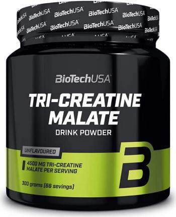 BioTech Tri Creatine Malate - 300 g