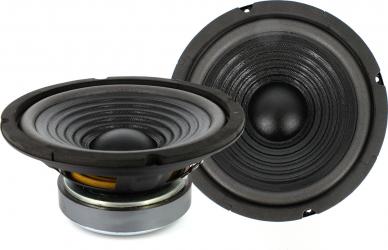 Difuzor Bass Medii-Joase Hi-Fi Home Diametru 20cm 8 inch Putere Maxima 200W RMS 100W 8 Ohm