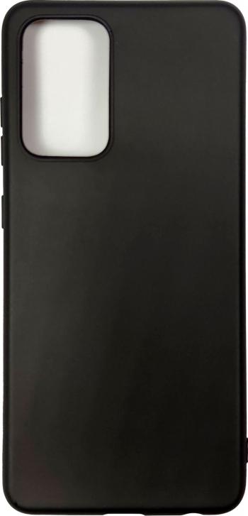 Husa Samsung Galaxy A52 model Mat Silicon Antisoc TPU Viceversa Negru
