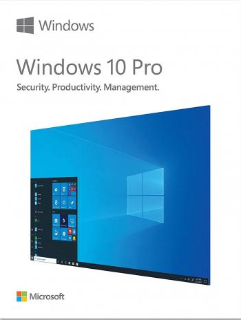 Microsoft Windows 10 Pro 2021 3264 bit Retail Persoane fizice si juridice