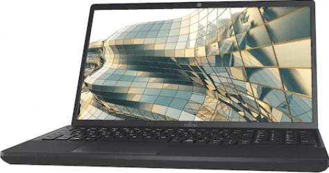 Laptop Fujitsu Lifebook A3510 Intel Core (10th Gen) i5-1035G1 256GB SSD 8GB FullHD Black