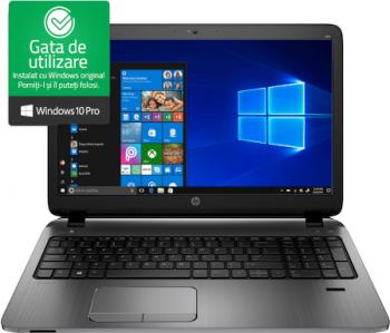 Laptop HP Probook 450 G2 Intel Celeron 2957U 1.40GHz 4GB DDR3 500GB HDD 15.6inch Webcam Win10 Pro Refurbished