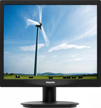 Monitor Refurbished LCD PHILIPS 17S1 17 Inch LCD 1280 x 1024 DVI-D VGA