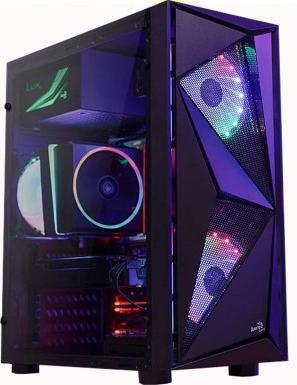 PC Gaming Diaxxa Smart Intel Core i5-10400F 2.9GHz 1TB HDD+SSD 240GB 16GB DDR4 GTX 1660 6GB GDDR5