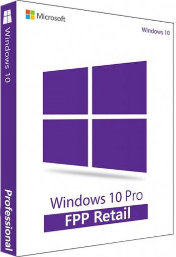 Windwos 10 Pro Retail transferabil - permanent - 32/64 bit + tutorial video - upgrade de la win 7 / 8.1 / 10 home