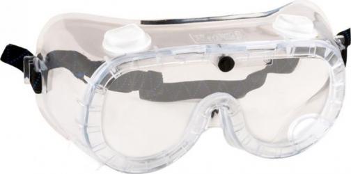 Ochelari de protectie cu elastic Indirect Vent Portwest lentila transparenta policarbonat