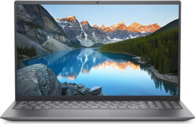 Laptop Dell Inspiron 5510 Intel Core (11th Gen) i5-11300H 256GB SSD 8GB Intel Iris XE FullHD Win10 FPR T.Ilum. Platinum Silver