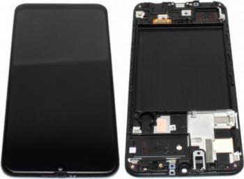 Display Samsung Galaxy A50 original negru