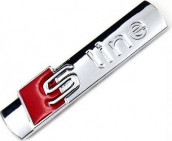 Embleme Audi SLine