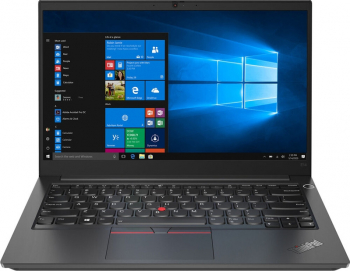 Laptop Lenovo Thinkpad E14 G2 AMD Ryzen 5 4500U 256GB SSD 8GB AMD Radeon Graphics FullHD Win10 Pro Black