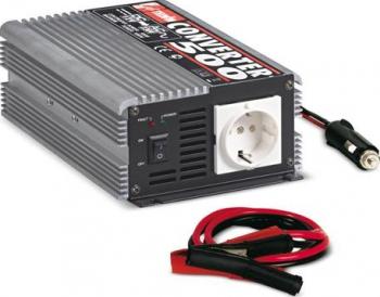 Convertor tensiune Telwin Converter 500 12 V-230 V AC 500W