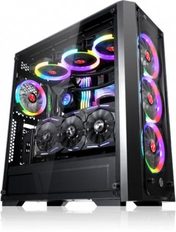 PC Gaming Diaxxa Impact Intel 11th i7-11700KF up to 5.0GHz 2TB HDD+SSD 512GB NVMe 32GB DDR4 GeForce RTX 3060 12GB GDDR6 192-bit