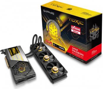 Placa video Sapphire TOXIC AMD Radeon RX 6900 XT Extreme Edition 16GB GDDR6 256-bit