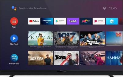 Televizor LED 109 cm Tesla 43S906BUS Ultra HD Smart TV Android