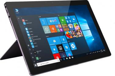 Tableta cu tastatura inclusa 13.3 inch 8GB+128GB Windows 10 Intel Gemini Lake N4100 Quad-Core Up to 2.4GHz Dual Band WiFi